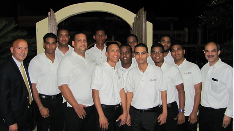 Networking CCENT/CCNA, La Senda, Dominican Republic – Class of 2014